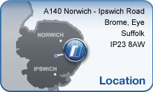 RH Bodyworks, A140 Norwich - Ipswich Road, Brome, Eye, Suffolk IP23 8AW