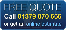 Free Quote, Call 01379 870 666 or get an online estimate
